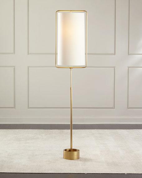 Geo Rectangle Floor Lamp