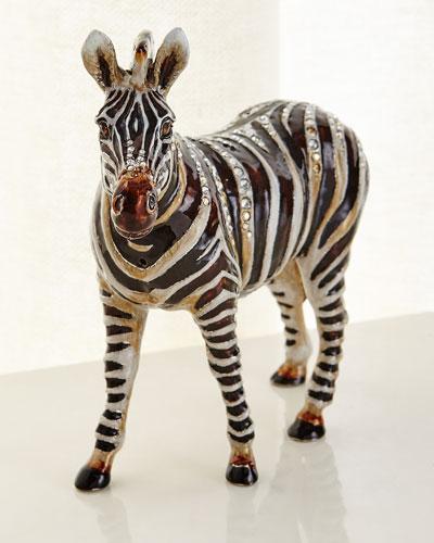 Zebra Figurine