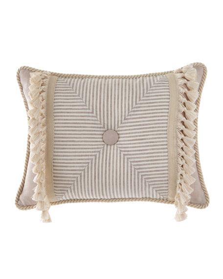 Paloma Pieced Oblong Pillow
