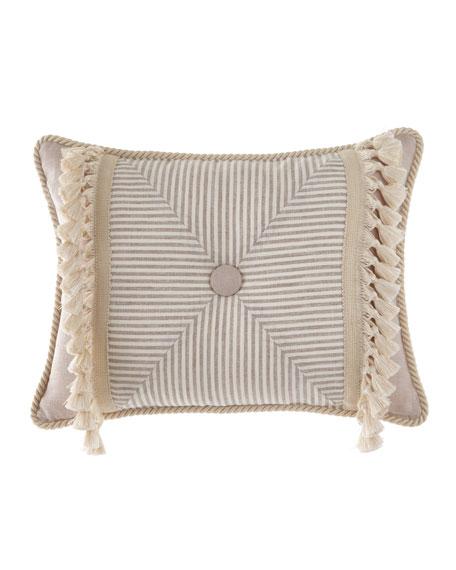 Paloma Pieced Oblong Pillow