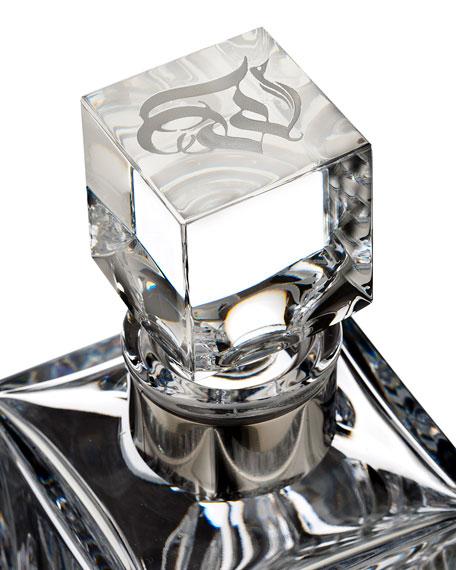 Lismore Evolution Crystal Decanter