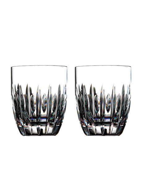 Waterford Crystal Mara Crystal Tumblers, Set of Two