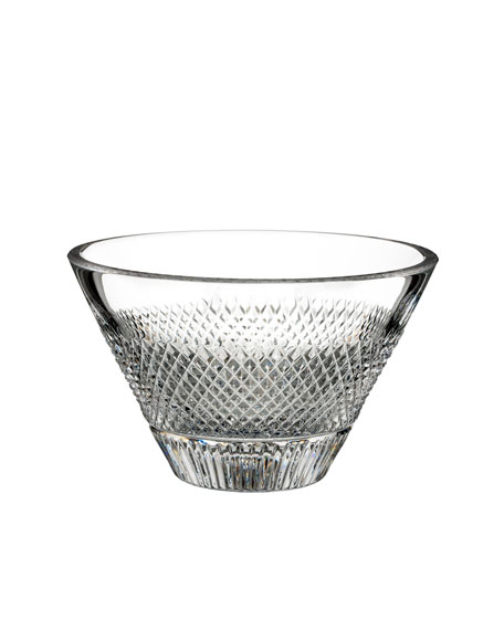 Waterford Crystal Diamond Line Nut Bowl - 5""