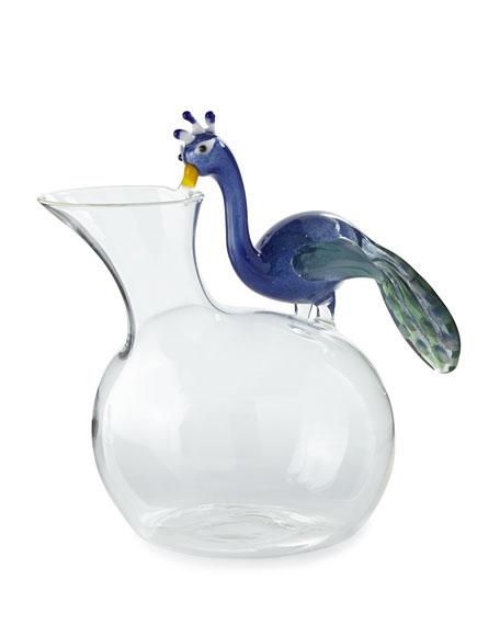Massimo Lunardon Peacock Carafe
