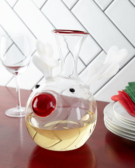 Massimo Lunardon Decanter Rudolf