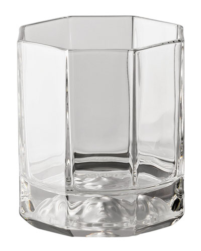 Medusa Lumiere Double Old-Fashioned Glasses, Set of 2