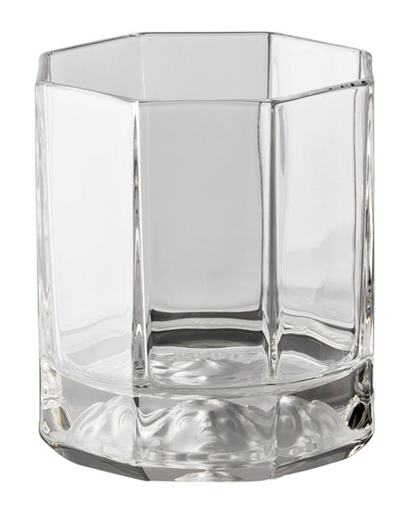 Versace Medusa Lumiere Double Old-Fashioned Glasses, Set of
