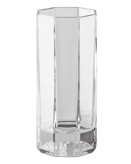Versace Medusa Lumiere Iced Tea Glasses, Set of