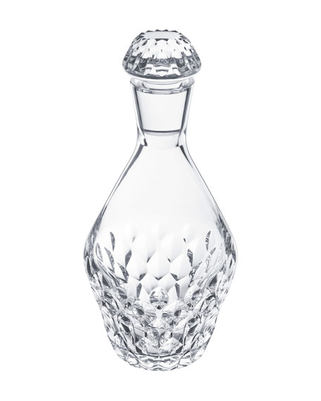 Saint Louis Crystal Folia Round Decanter