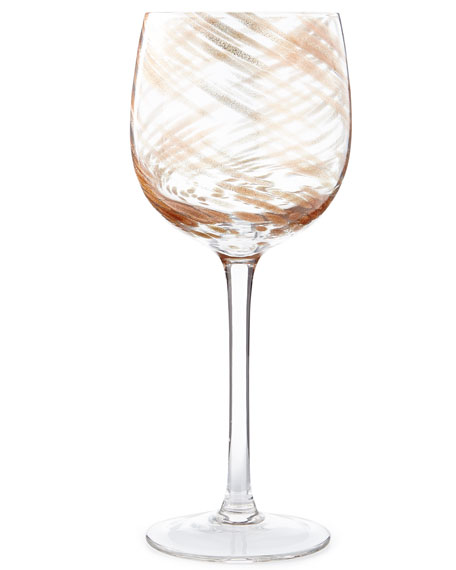 Artland Misty Wine Goblets, Set of 4
