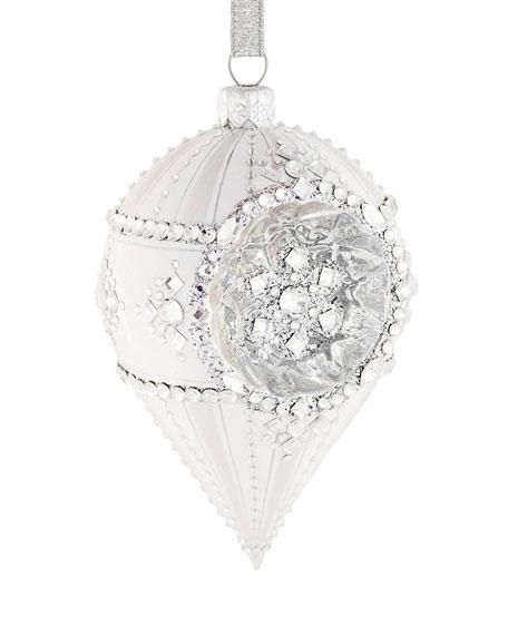 Patricia Breen Courtauld Reflector Ornament