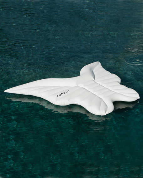 Funboy Angel Wings Pool Float