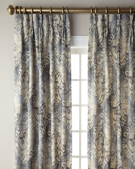 "Carrington Curtain, 120""L"