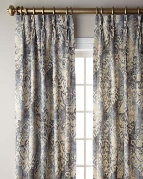"""Carrington Curtain, 108""""L"""