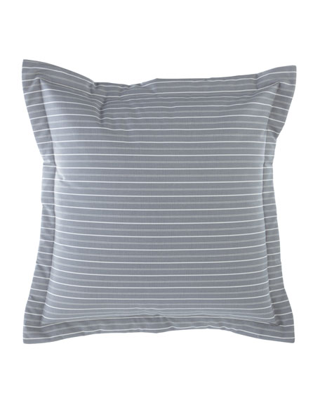Sherry Kline Home Metropolitan Toile Striped European Sham