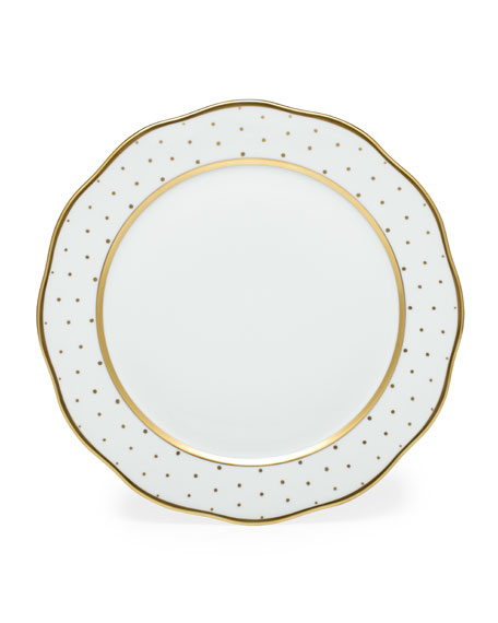 Herend Connect the Dots Charger Plate