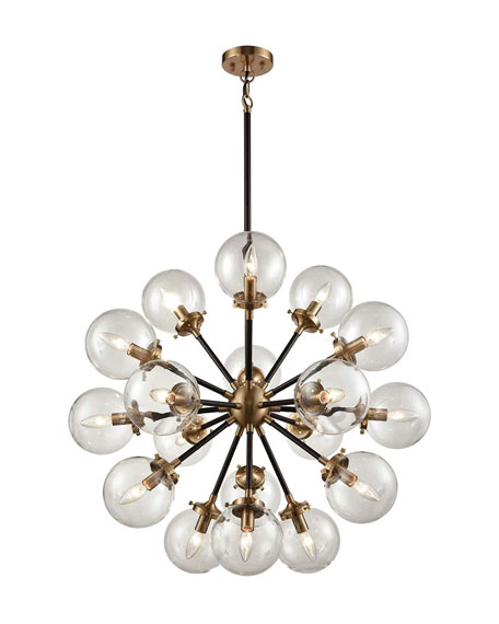 Elk Lighting Bordeaux: Bordeaux 18-Light Chandelier