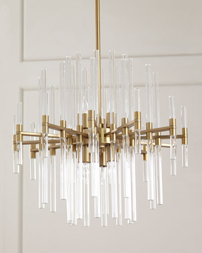Large Quebec Chandelier