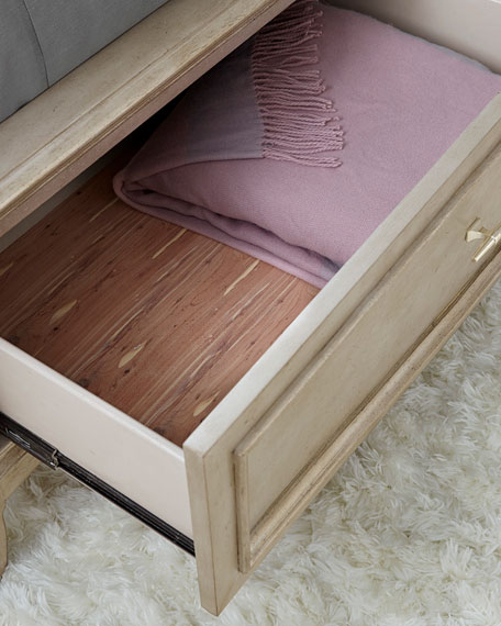 Atley King Storage Bed