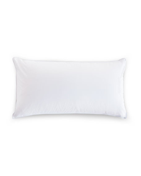 "The Pillow Bar Standard Down Pillow, 20"" x 26"", Back Sleeper"