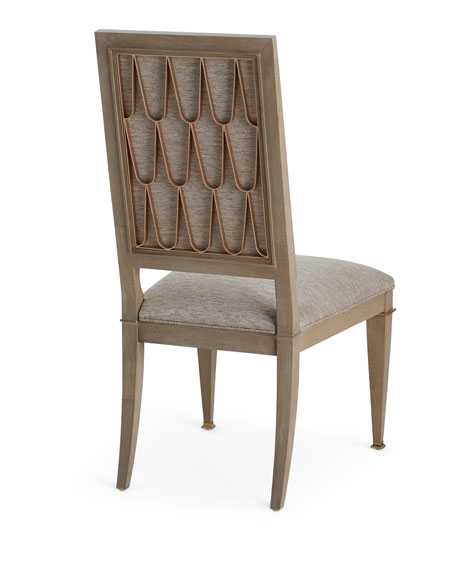 Image 5 of 5: Pair of Sparrow Dining Side Chairs