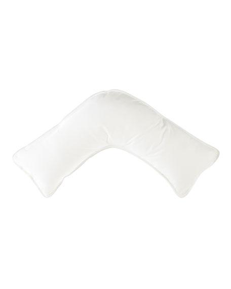 """The Pillow Bar Jetsetter Down Pillow, 20""""W"""