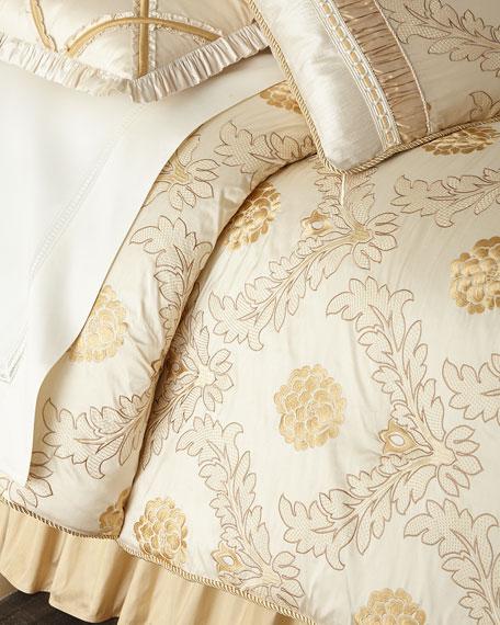 Austin Horn Classics Coronado Floral Queen Comforter