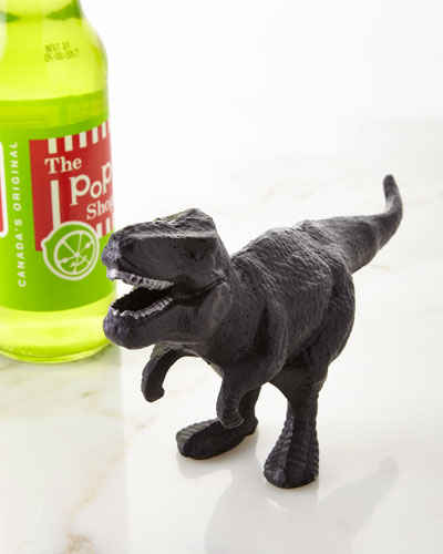 Iron Dino Bottle Opener