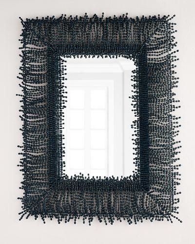 Amaya Beaded Mirror