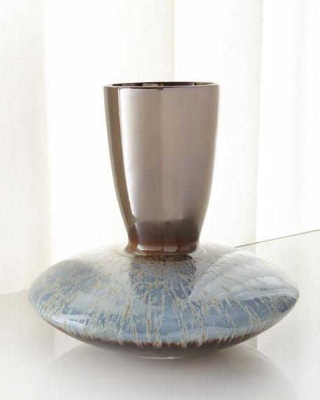 Global Views Marta's Vase, Bronze Reactive