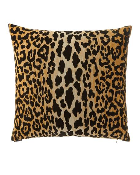 "Jamil Square Pillow, 22"""