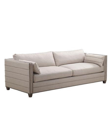 """Everett Tone-on-Tone Sofa 95.5"""""""