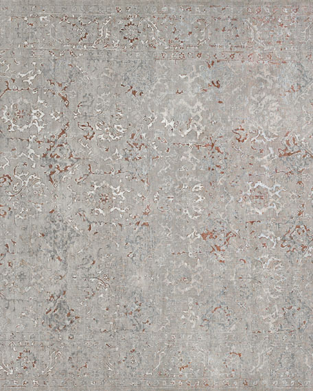 Image 2 of 4: Exquisite Rugs Saray Hand-Knotted Rug, 8' x 10'