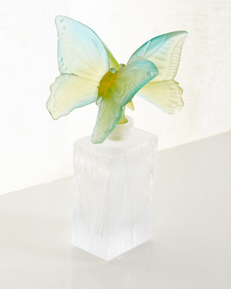 Daum Butterflies Perfume Bottle