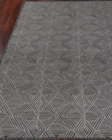 Exquisite Rugs Quinton Flat-Weave Rug, 5' x 8'