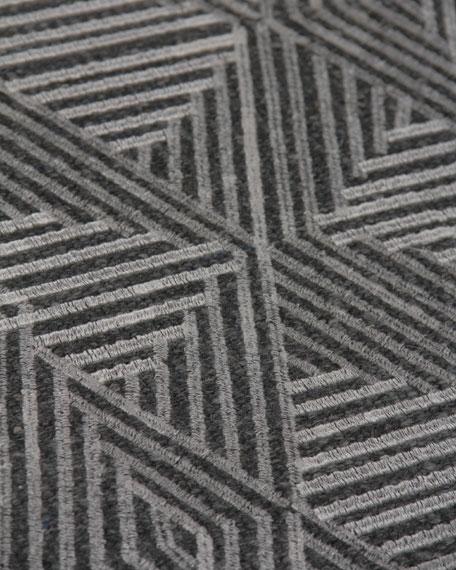 """Exquisite Rugs Quinton Flat-Weave Rug, 9'6"""" x 13'6"""""""
