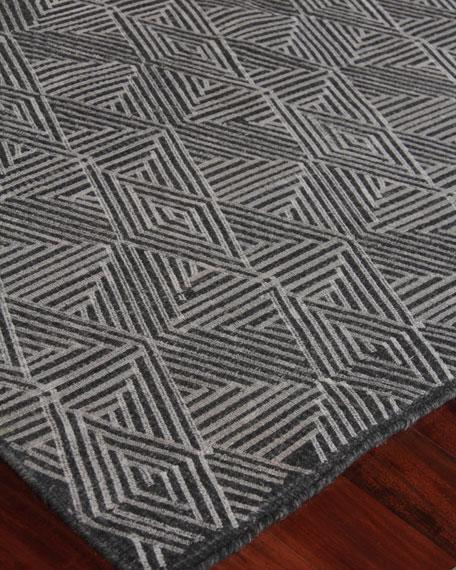 """Exquisite Rugs Quinton Flat-Weave Rug, 11'6"""" x 14'6"""""""