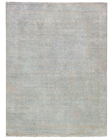 Exquisite Rugs Gregore Hand Loomed Rug, 8' x 10'