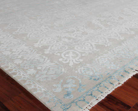 Exquisite Rugs Gregore Hand Loomed Rug, 9' x 12'