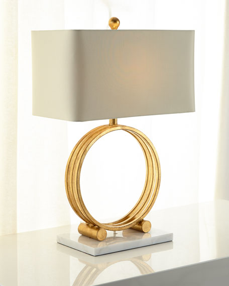 28h Lafayette Table Lamp
