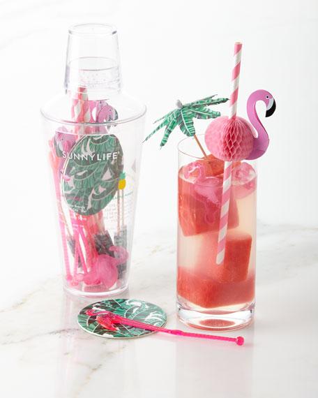 Flamingo Cocktail Kit