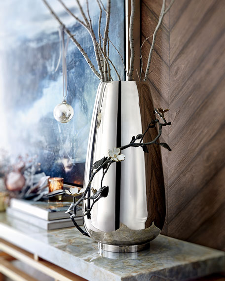 Dogwood Centerpiece Floor Vase