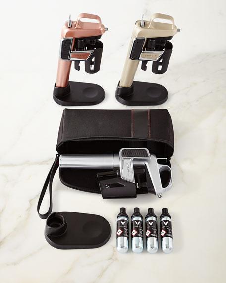 Model 2 Elite Pro Wine System, Silvertone
