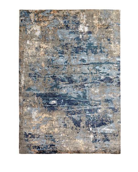 Josie Natori Tala Hand Knotted Rug, 10' x 14'