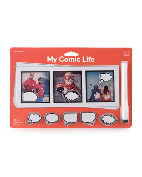 DOIY My Comic Life Magnets