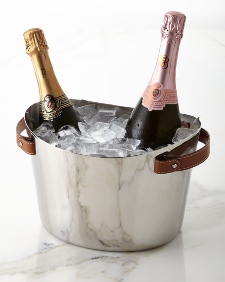 Ralph Lauren Home Wyatt Double Champagne Cooler