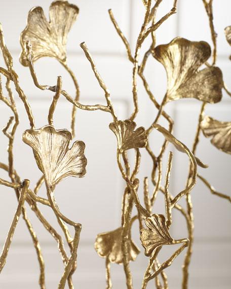 Ginkgo Leaf on Think Branches