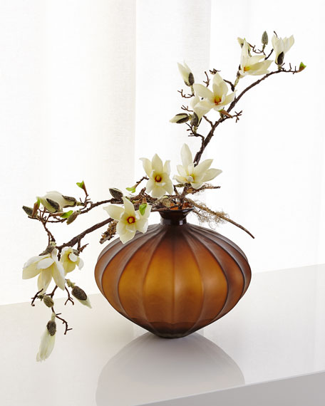 John-Richard Collection Bronze Magnolia