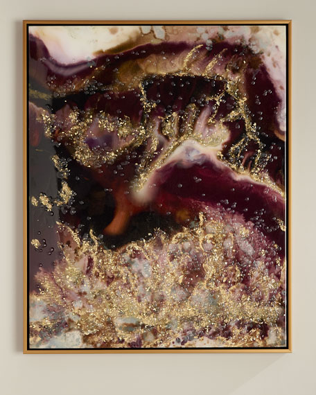 """One Last Kiss"" Giclee Canvas Wall Art"