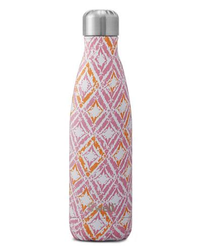 Odisha Ikat-Print 17-oz. Water Bottle